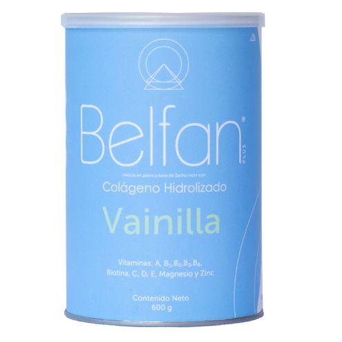 Comprar Colageno Belfan Hidrolizado Vainilla X 600g