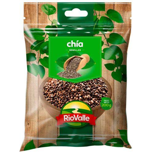 Comprar Semillas Riovalle Chia X 200g