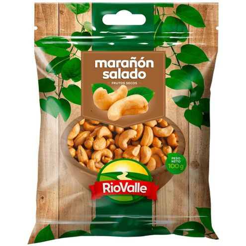 Comprar Marañon Riovalle Salado X 100g