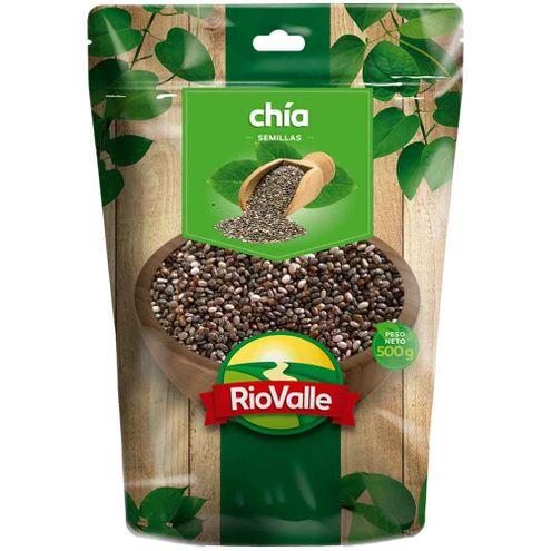 Comprar Semillas Riovalle Chia X 500g