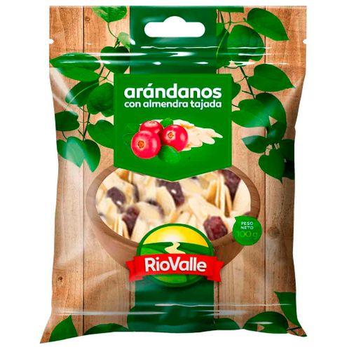 Comprar Arandanos Riovalle Almendra Tajada X 100g