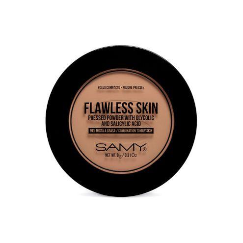 Comprar Polvo Compacto Samy Fawless Skin 05 Neutral Tan