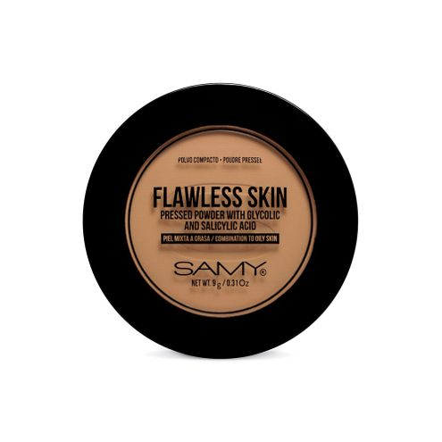 Comprar Polvo Compato Samy Fawless Skin 06 Tan