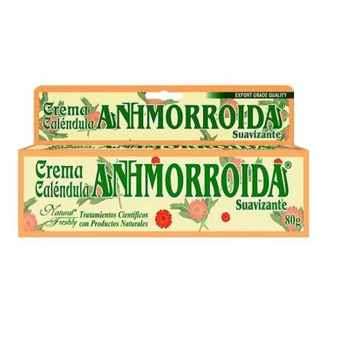 Comprar Crema Calendula Anhmorroida Natural Freshly X 80g