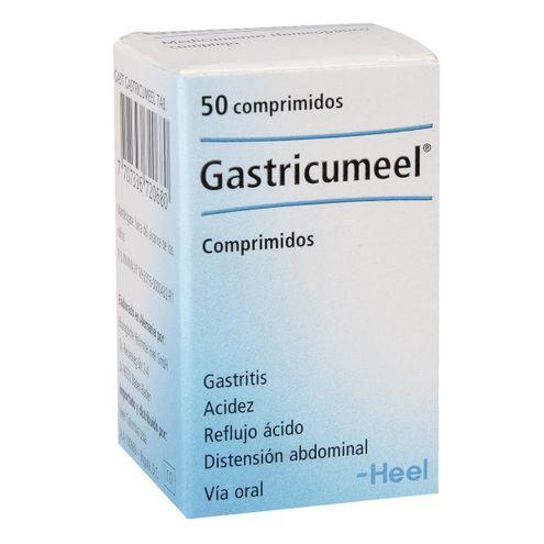 Comprar Gastricumeel Comprimidos Tabletas Caja X 50