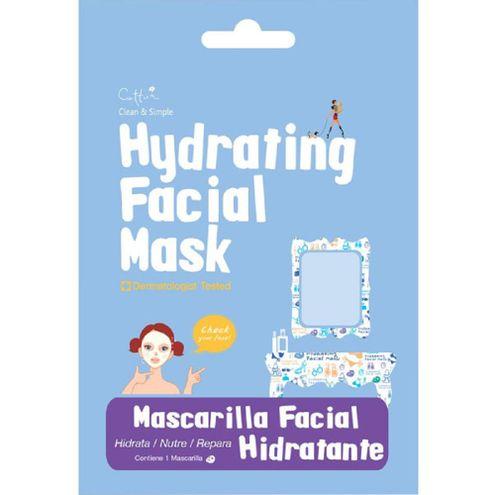 Comprar Mascarilla Facial Hidratante Cettua X 1und