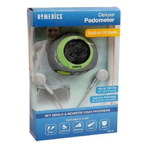 Comprar Podometro Homedics Radio Pdm-200