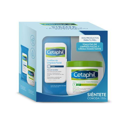Comprar Crema Cetaphil X 453g + Toallas Faciales