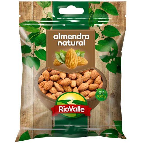 Comprar Almendra Natural Riovalle X 100g