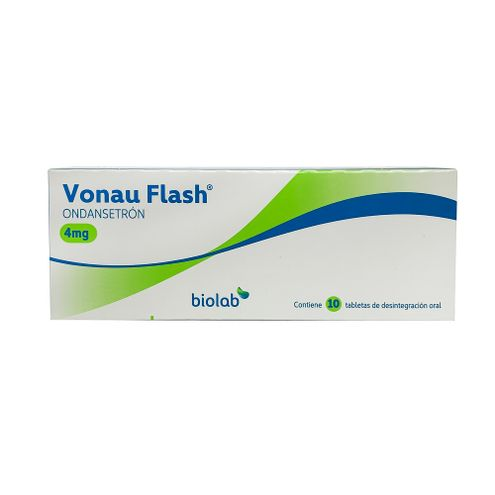 Comprar Vonau Flash 4mg X 10tabletas