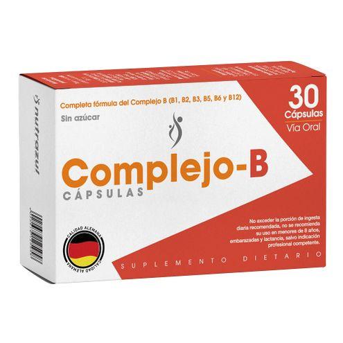 Comprar Complejo B Nutrazul X 30 Capsulas