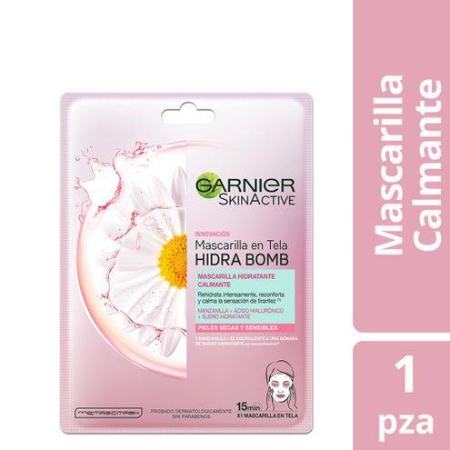 Comprar Mascara Facial Garnier Hidra Bomb Hidratante X 1und