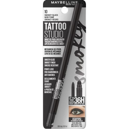 Comprar Delineador Gel Myn Tattoo Studio 10 Smokey Black
