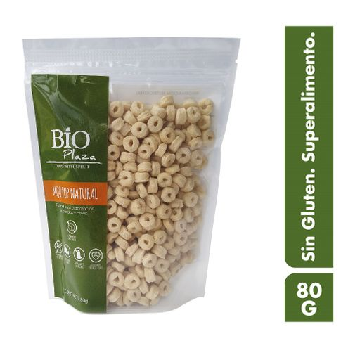 Comprar Mijo Bio Plaza Pop Natural X 80g