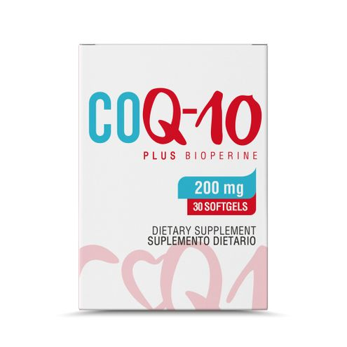 Comprar Co-Q10 Softgels 200mg X 30und