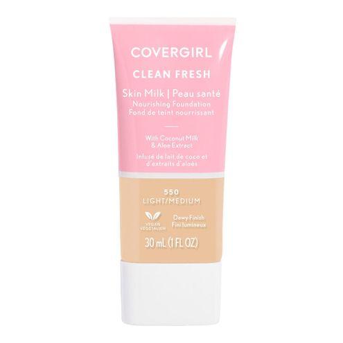Comprar Base Covergirl Clean Fresh 550 Light Medium X 30 Ml