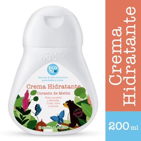 Comprar Crema Ecotu Hidratante Corazon De Melon X 200ml