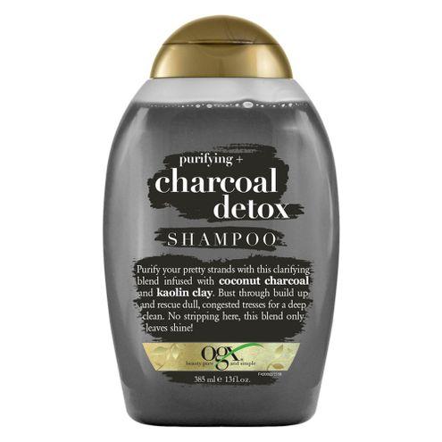 Comprar Shampoo Ogx Charcoal Detox X 385ml