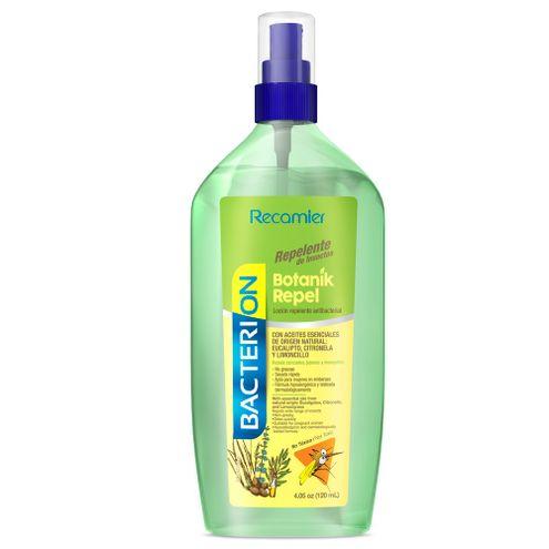 Comprar Repelente Bacterion Pump Spray X 120ml