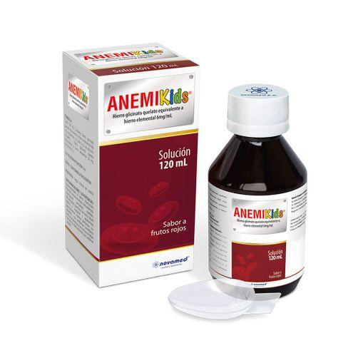 Comprar Anemikids Solucion Oral Frasco X 120ml