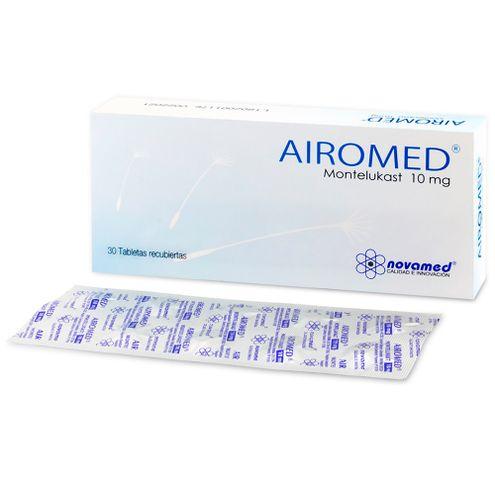 Comprar Airomed 10mg Caja X 30 Tabletas Recubiertas