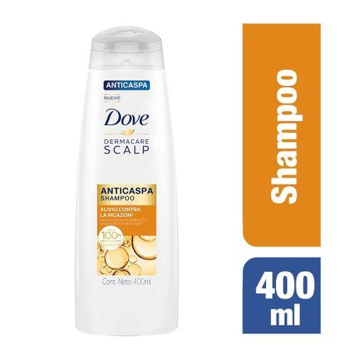 Comprar Shampoo Dove Anticaspa Alivio Contra Picazon X 400ml