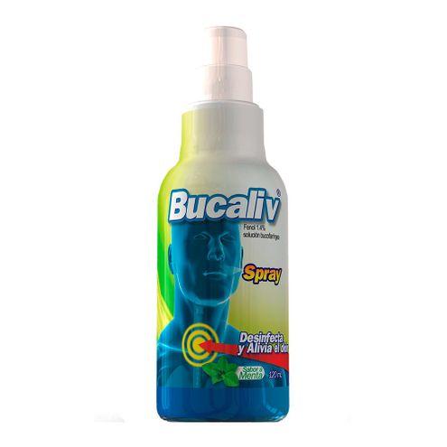Comprar Bucaliv Spray Menta X 120ml