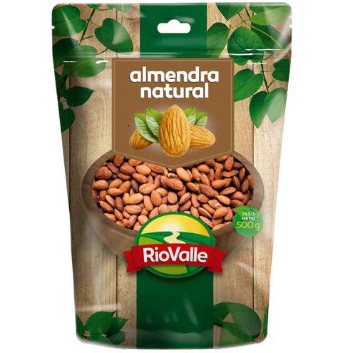Comprar Almendra Riovalle Natural X 500g