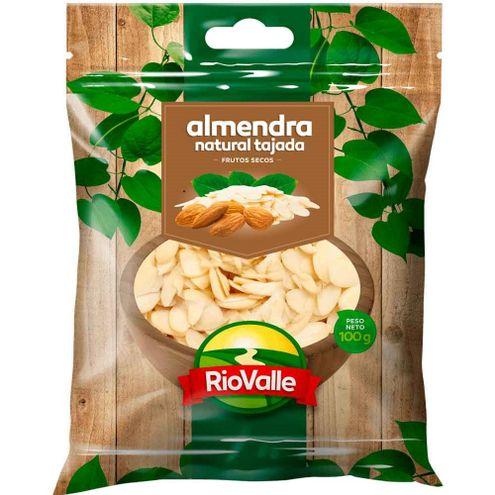 Comprar Almendra Riovalle Natural Tajada X 100g