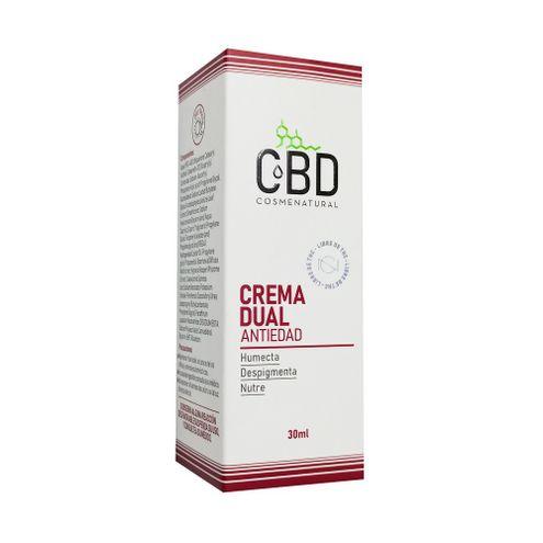 Comprar Crema Cosmenatural Dual Antiedad X 30ml