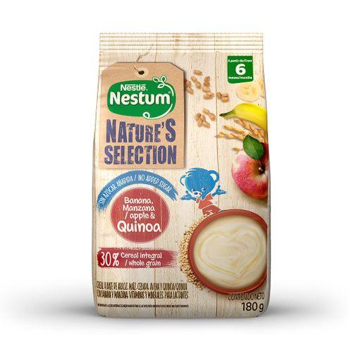 Comprar Cereal Nestum Banana Manzana Quinoa X 180g