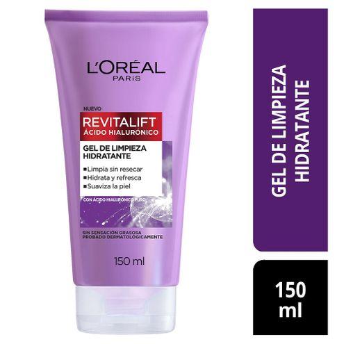Comprar Gel Facial Loreal Revitalift Hidratante X 150ml