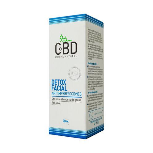 Comprar Detox Cbd Cosmenatural Facial Anti-Imperfecciones 30ml