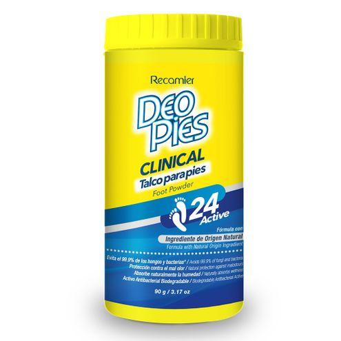 Comprar Desodorante Deo Pies Clinical X 90g