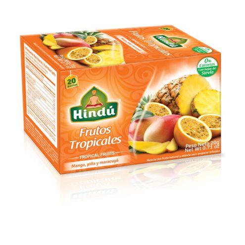 Comprar Aromatica Hindu Frutos Tropicales X 20sobres