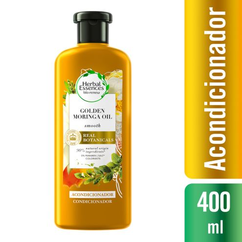 Comprar Acondicionador Herbal Essences Golden Moringa Oil X 400ml