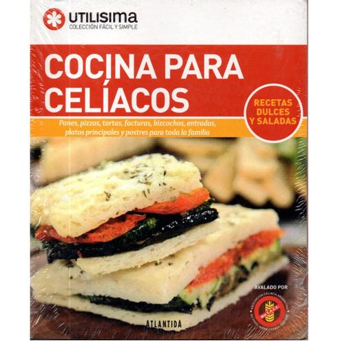 Comprar Libro Cocina Para Celiacos