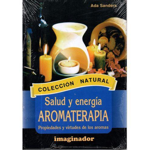 Comprar Libro Salud Y Energia Aromaterapia