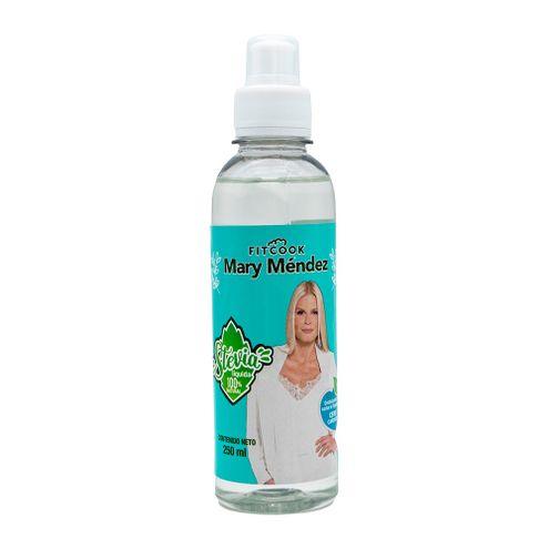 Comprar Endulzante Fitcook Stevia 100% Natural 250ml