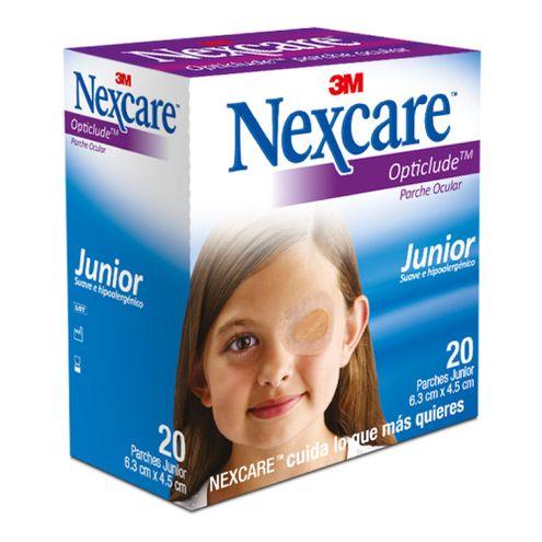 Comprar Parche Nexcare Ocular Junior X 20und