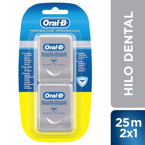 Comprar Seda Dental Oral-B Pro Salud X 25m X 2und