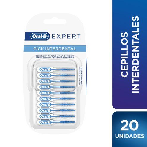 Comprar Pick Interdental Oral-B Expert X 20und