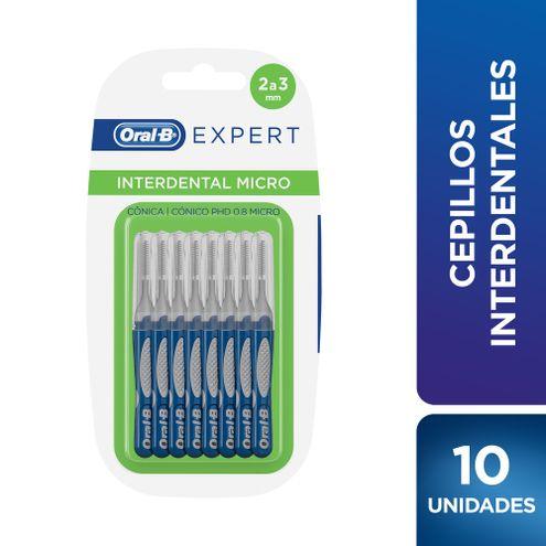 Comprar Cepillo Dental Oral-B Interdental Expert 2 A 3 Mm X 10und