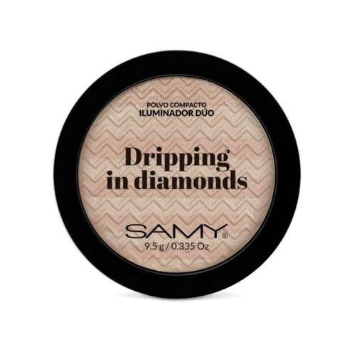 Comprar Polvo Compacto Samy Iluminador Duo Dripping X 9.5g